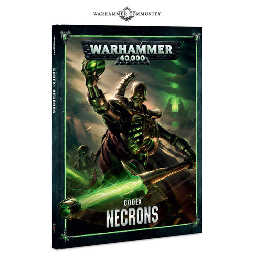 CODEX: NECRONS (HB) (DEUTSCH)