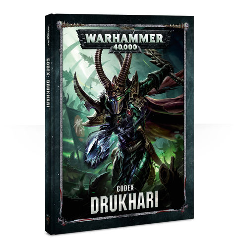 CODEX: DRUKHARI (HB) (DEUTSCH)