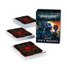 DATACARDS: SPACE MARINES (ENG)