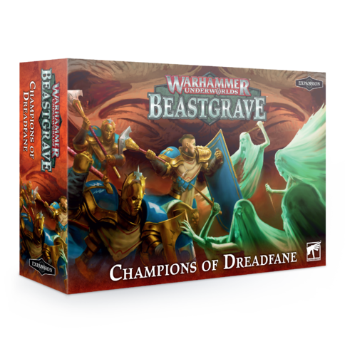 WHU: CHAMPIONS OF DREADFANE (ENGLISH)